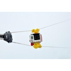 Yellow DK4 Kitesurfing Line...