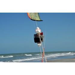 White DK4 Kitesurfing Line...