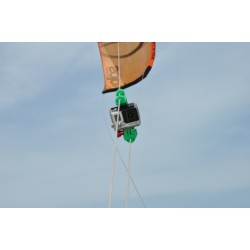 Green DK4 Kitesurfing Line...